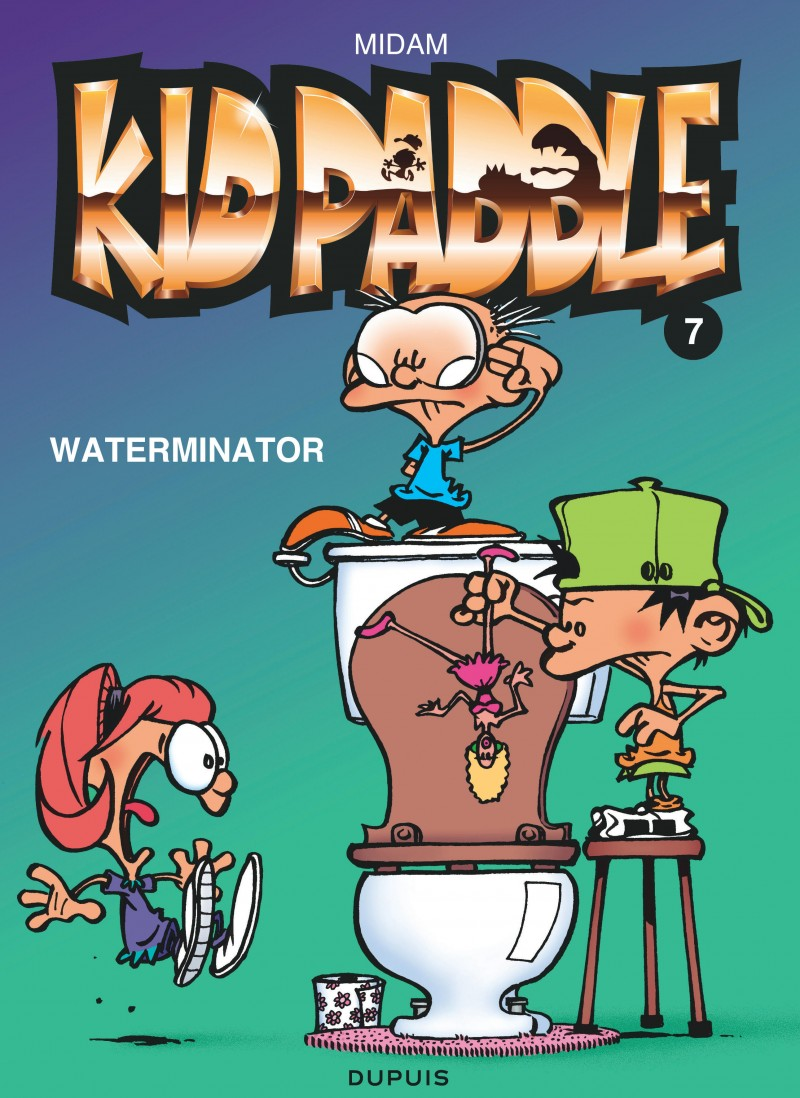 Kid Paddle - tome 7 - Waterminator