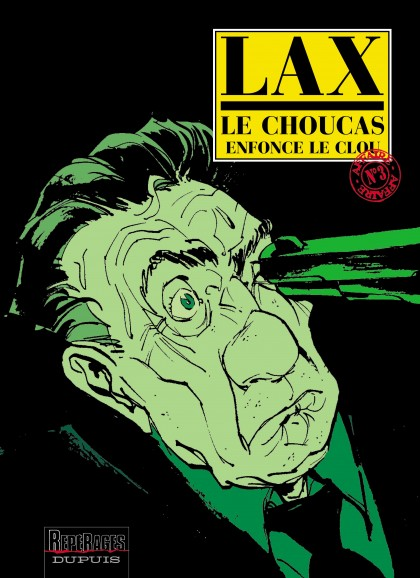 Le Choucas - Le Choucas enfonce le clou