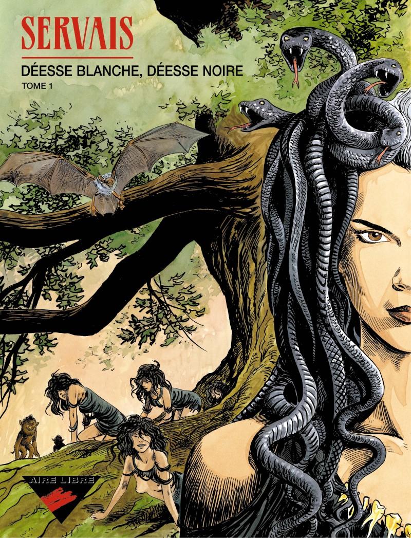 Déesse blanche, déesse noire - tome 1 - Déesse blanche, déesse noire, tome 1
