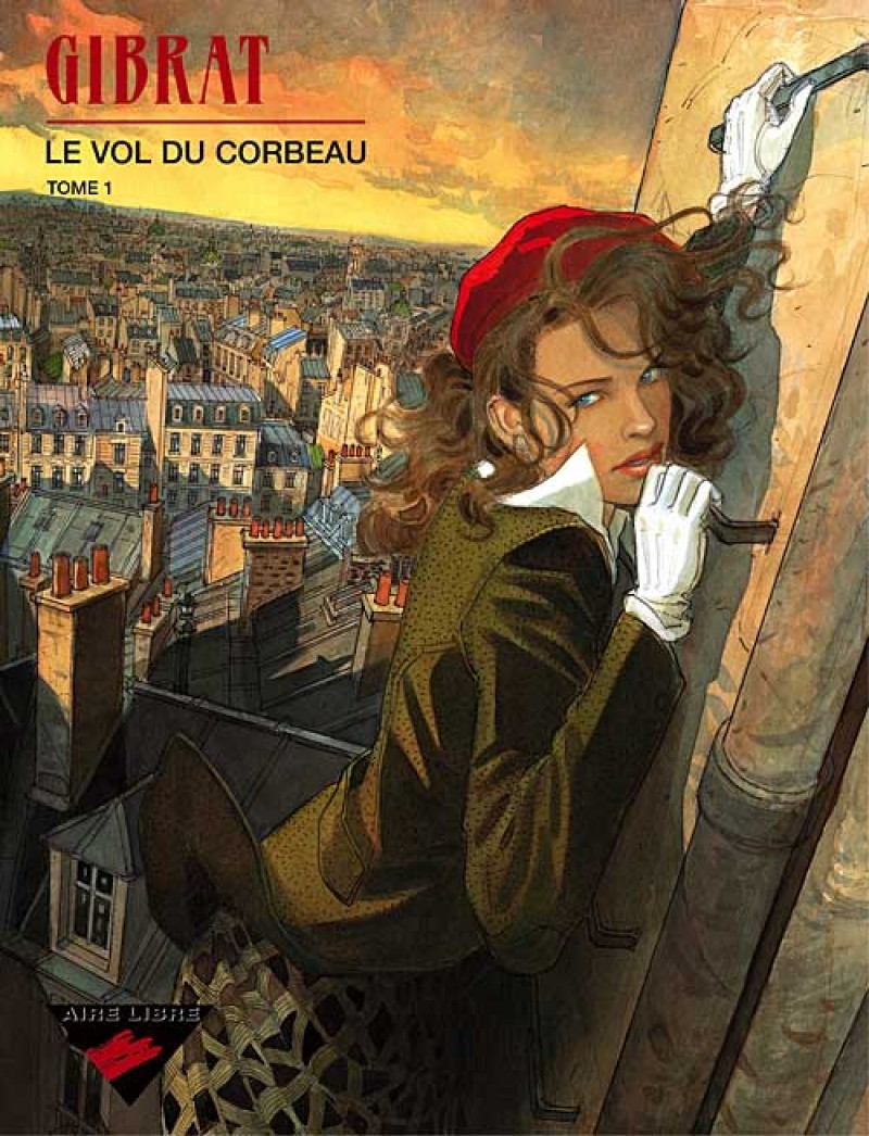 The Flight of the Crow - tome 1 - Le Vol du Corbeau, tome 1