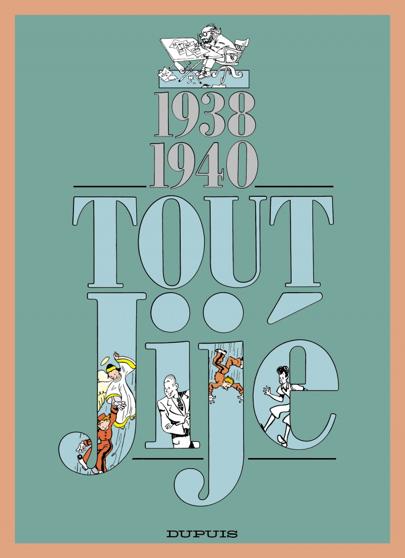 Complete Jijé - tome 16 - 1938-1940