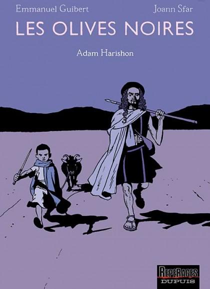 Les Olives noires - Adam Harishon