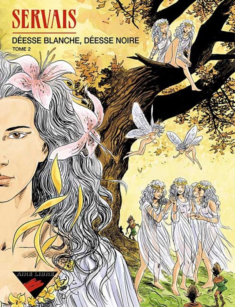 Déesse blanche, déesse noire - tome 2 - Déesse blanche, déesse noire, tome 2