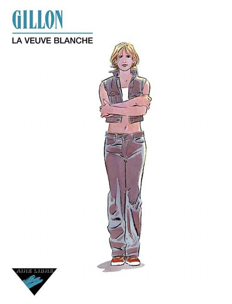 The White Widow - La Veuve blanche