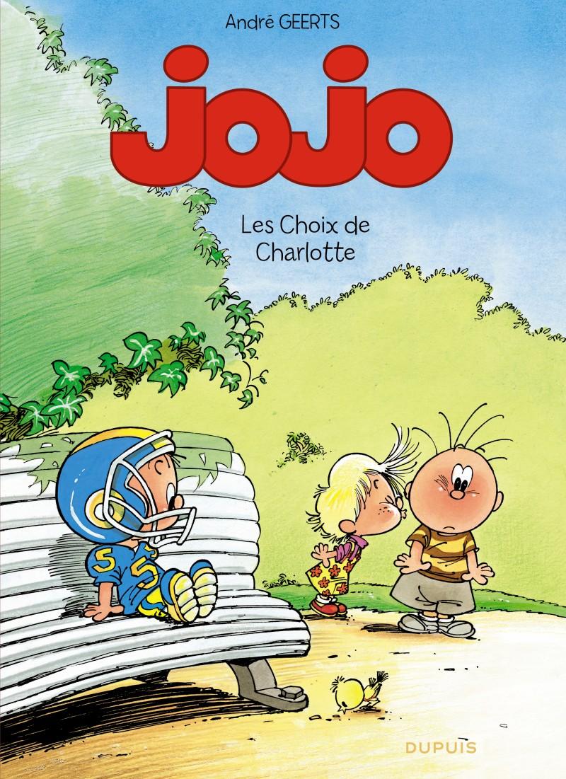 Jojo - tome 11 - Les Choix de Charlotte