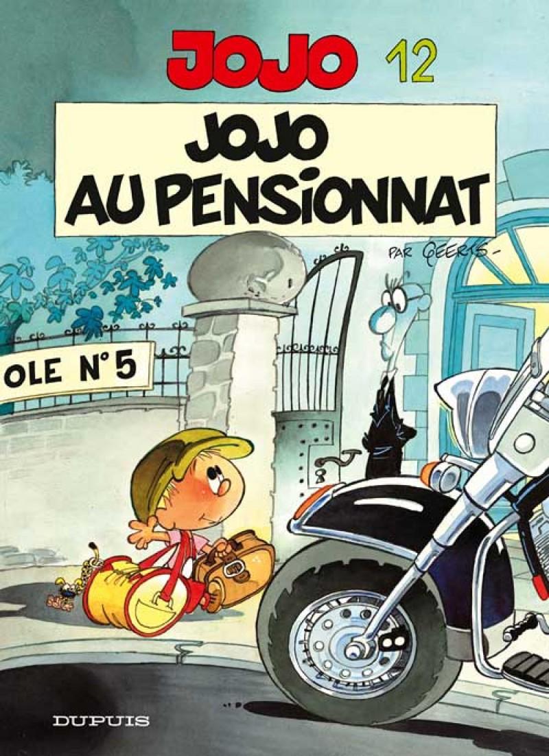 Jojo - tome 12 - Jojo au pensionnat