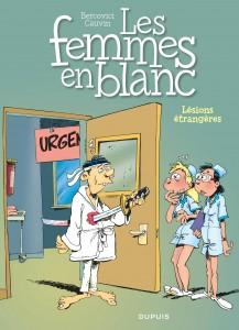 cover-comics-les-femmes-en-blanc-tome-25-lsion-trangre