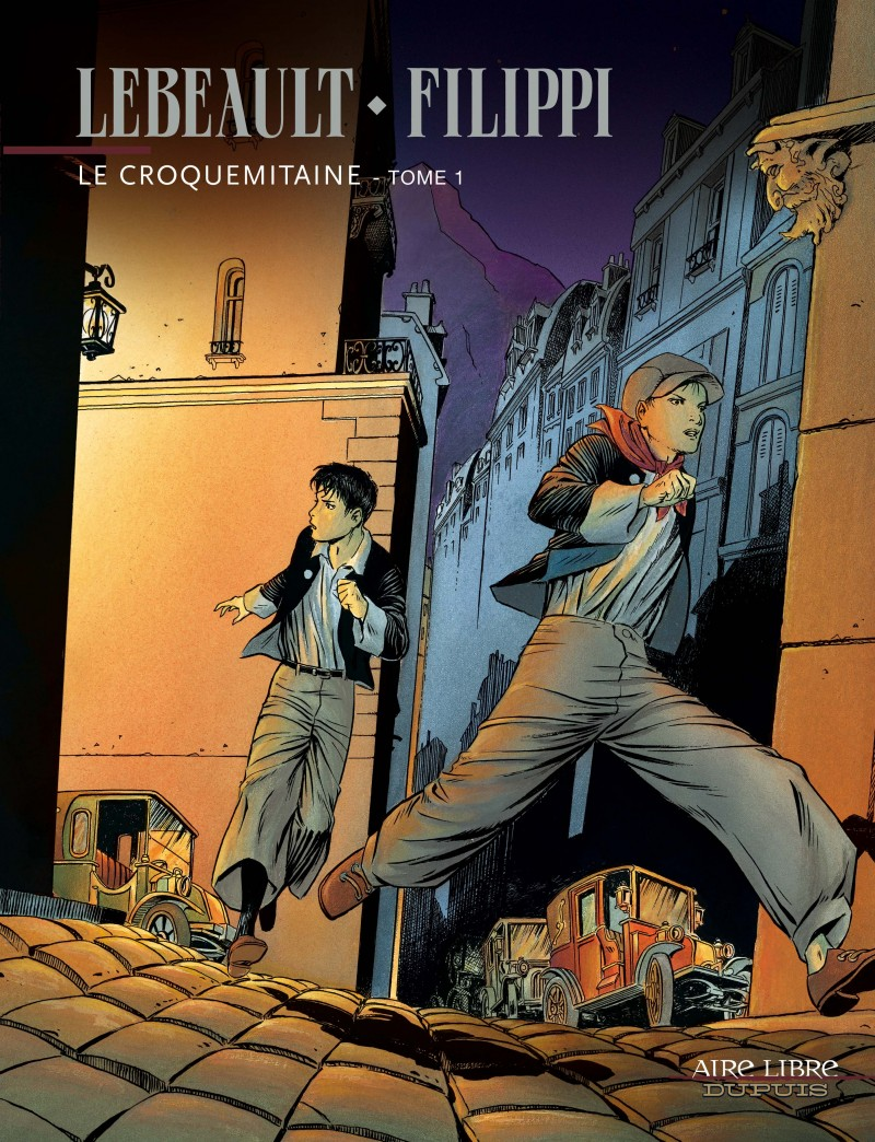 The Bogeyman - tome 1 - Le Croquemitaine, tome 1