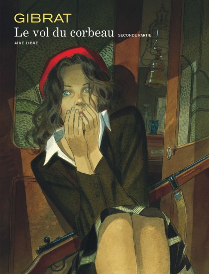 The Flight of the Crow - Le Vol du Corbeau, tome 2