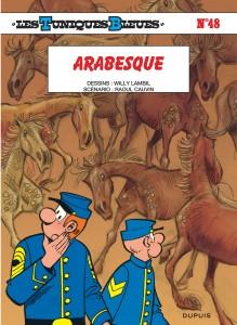 cover-comics-les-tuniques-bleues-tome-48-arabesque