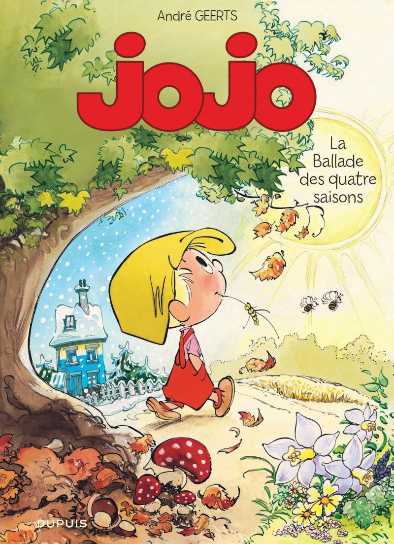 Jojo - tome 14 - La Ballade des quatre saisons