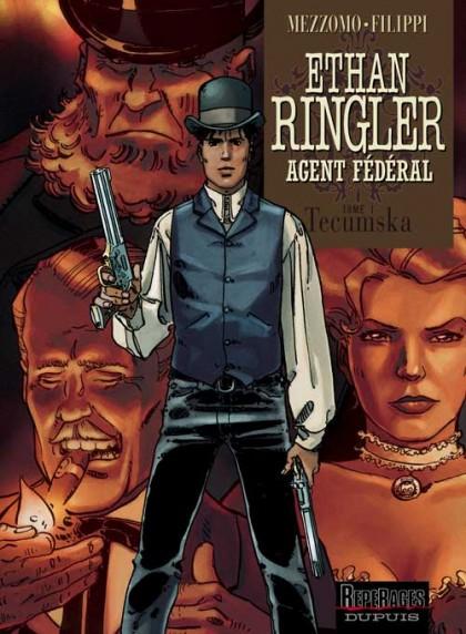 Ethan Ringler, Agent Fédéral - Tecumska
