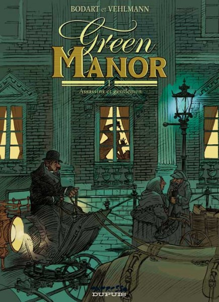 Green Manor - Assassins et gentlemen