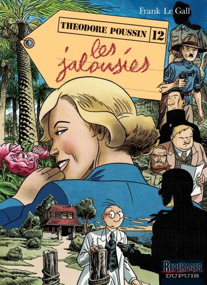Théodore Poussin - Les Jalousies