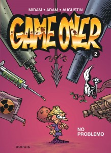 cover-comics-game-over-tome-2-no-problemo
