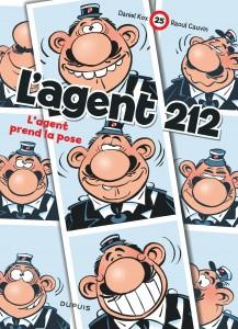 cover-comics-l-8217-agent-212-tome-25-l-8217-agent-prend-la-pose