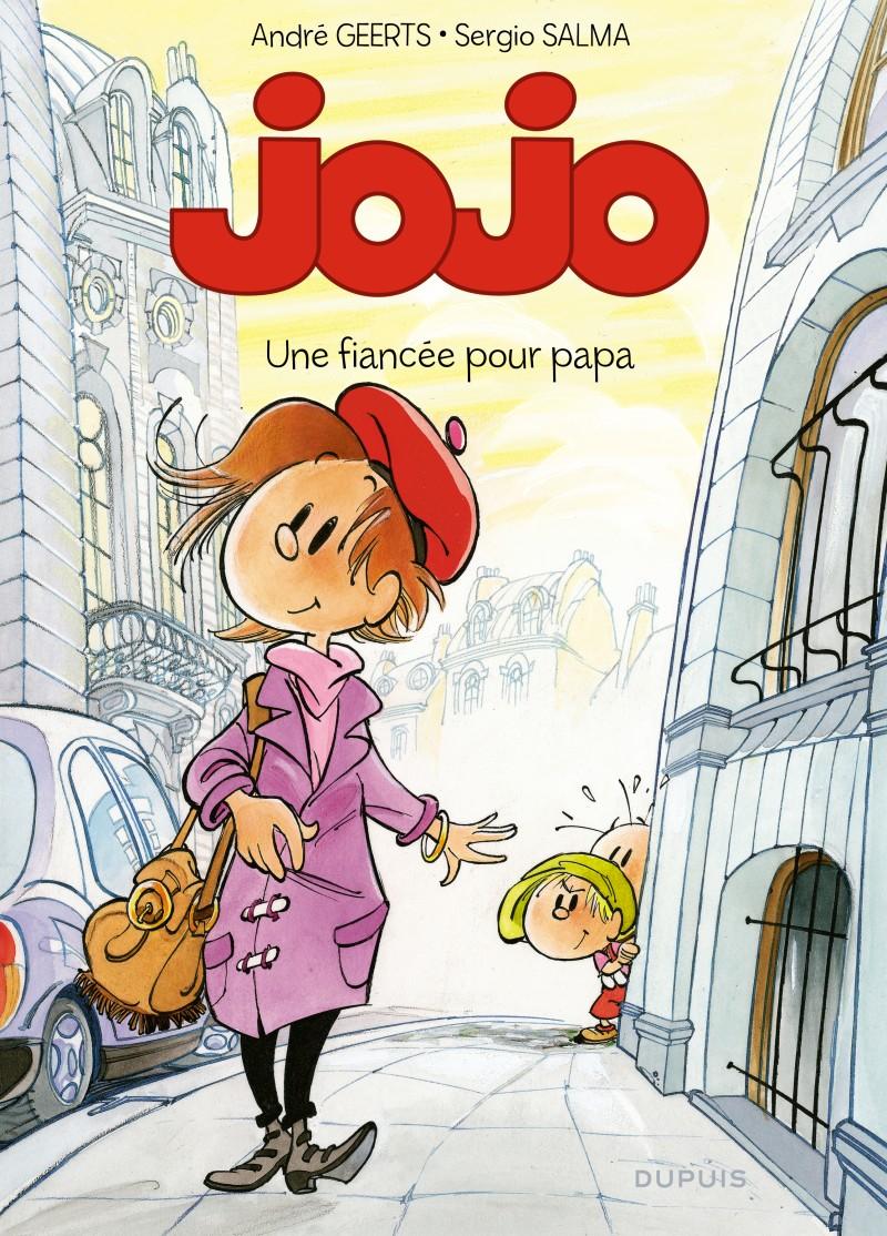 Jojo - tome 15 - Une fiancée pour papa