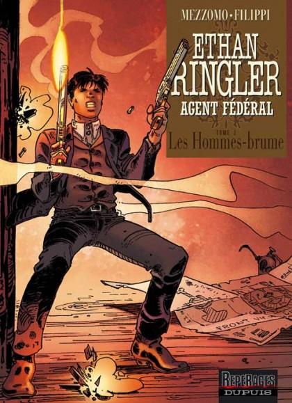 Ethan Ringler, Agent Fédéral - Les Hommes-brume