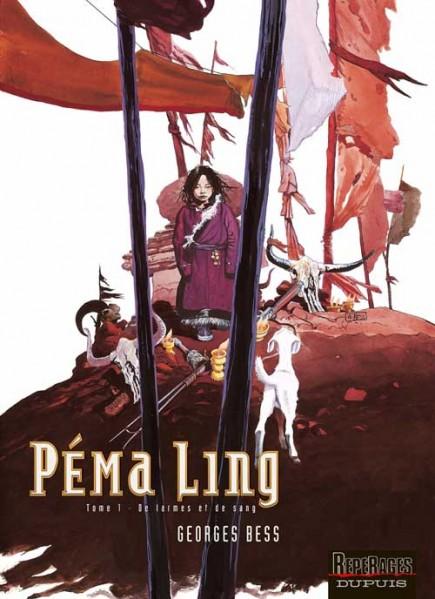 Péma Ling - De larmes et de sang