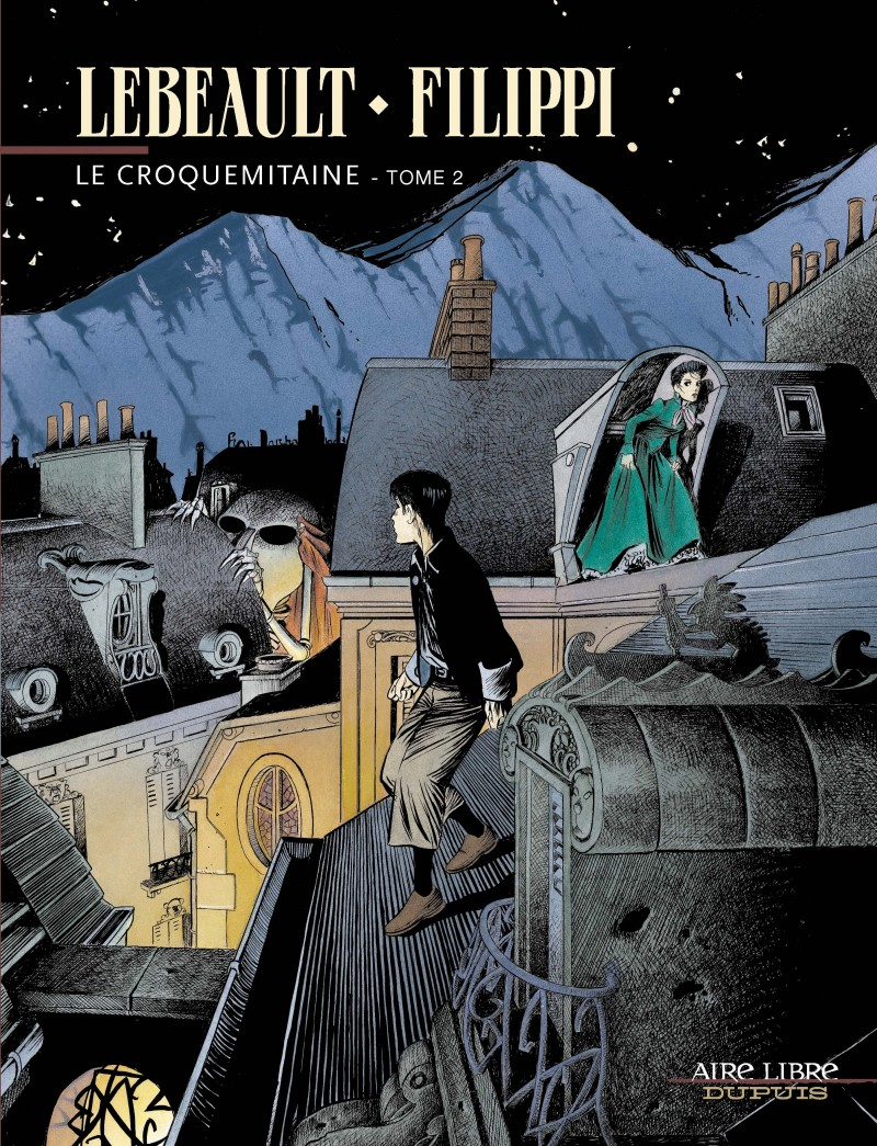 The Bogeyman - tome 2 - Le Croquemitaine, tome 2