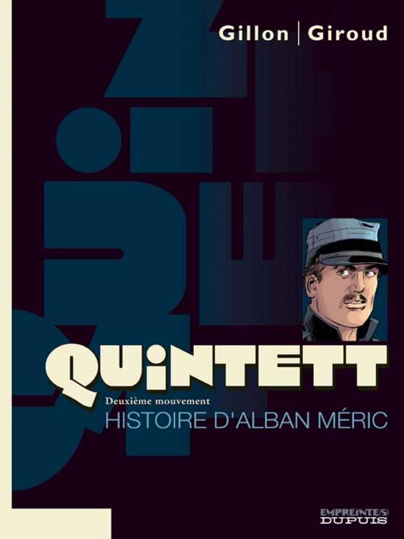 Quintett - tome 2 - Histoire d'Alban Méric - tome 2/5