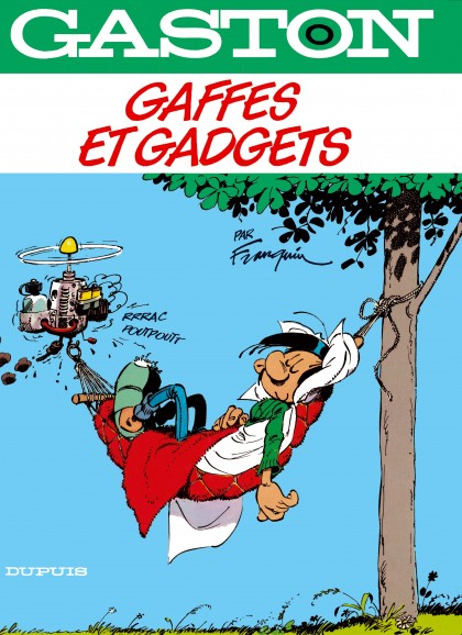 Gaston (édition spéciale) - Gaffes et gadgets