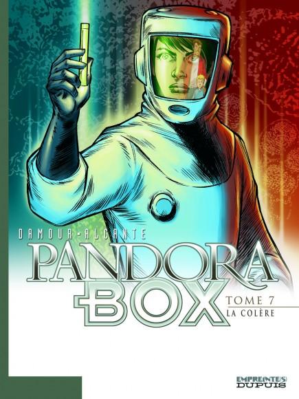 Pandora Box - La colère - tome 7/8