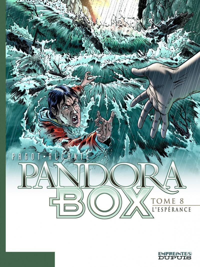 Pandora Box - tome 8 - L'espérance - tome 8/8