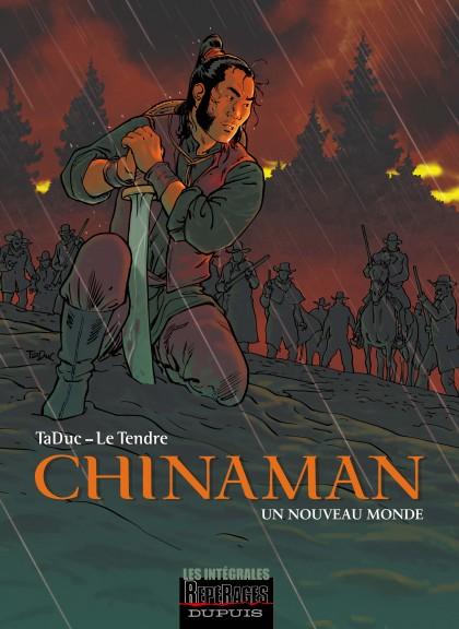 Chinaman - L'Intégrale - Chinaman Intégrale T1 (tomes 1 à 4)