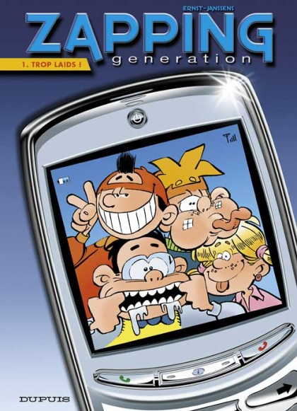 Zapping Generation - Trop laids !