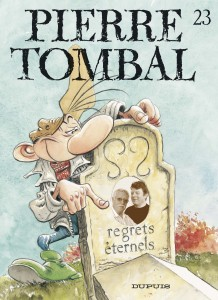 cover-comics-pierre-tombal-tome-23-regrets-ternels