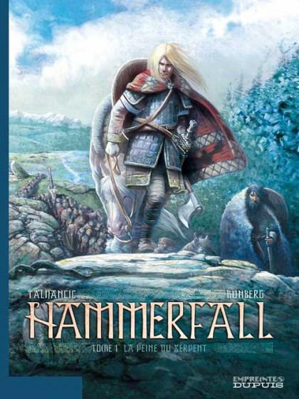 Hammerfall - La peine du serpent