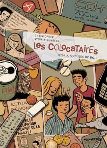 cover-comics-les-colocataires-tome-2-gueules-de-bois