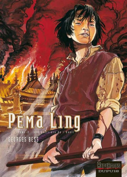 Péma Ling - Les guerriers de l'éveil