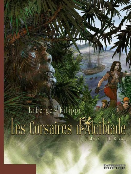 Les Corsaires d'Alcibiade - Le rival