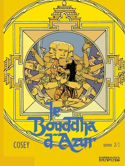 The Blue Buddha - Le Bouddha d'Azur - tome 2/2