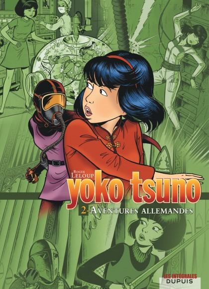 Yoko Tsuno - L'intégrale - Aventures allemandes
