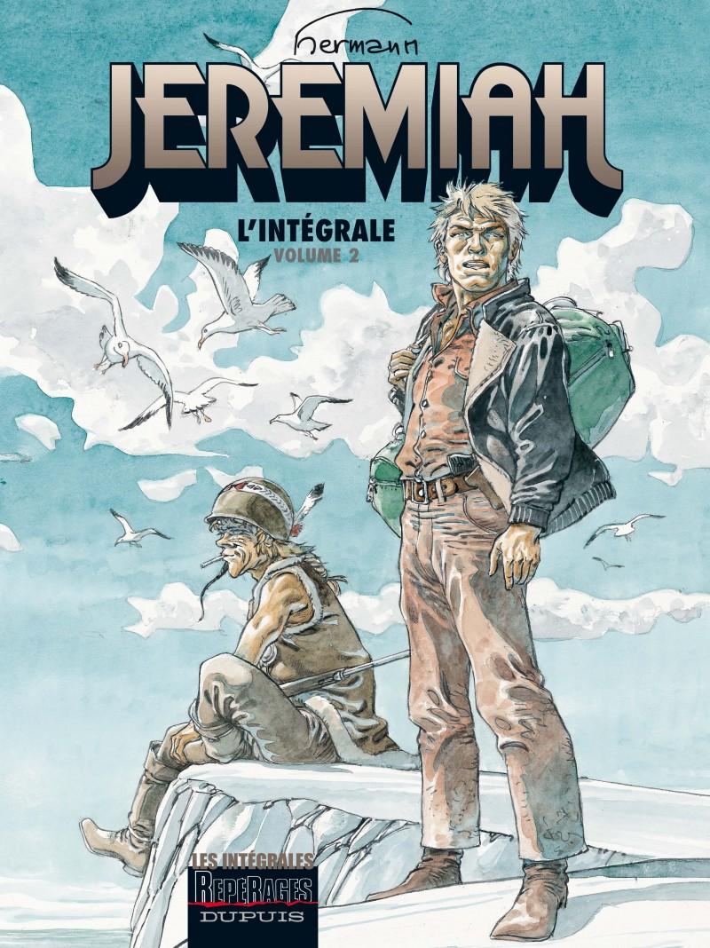 Jeremiah - Intégrale - tome 2 - Jeremiah Intégrale T2 (tomes 5 à 8)