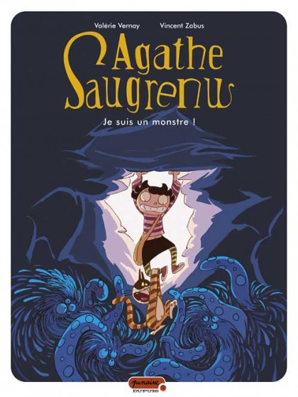 Agathe Saugrenu - Je suis un monstre