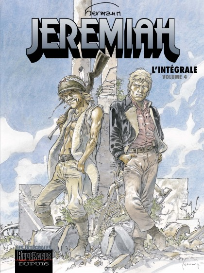 Jeremiah - Integral - Jeremiah Intégrale T4 (tomes 13 à 16)