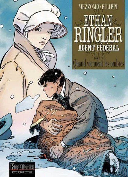 Ethan Ringler, Agent Fédéral - Quand viennent les ombres