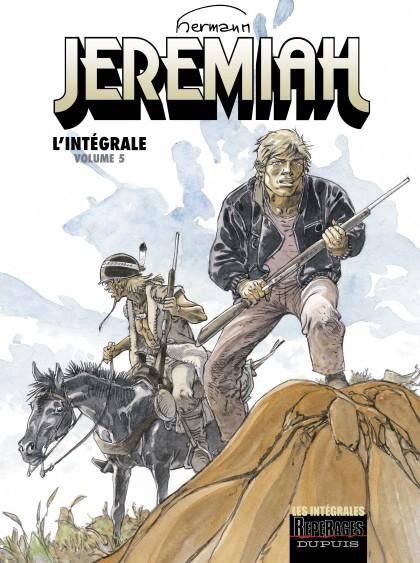 Jeremiah - Integral - Jeremiah Intégrale T5 (tomes 17 à 20)
