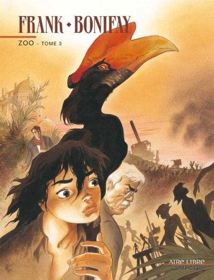 Zoo - Zoo, tome 3