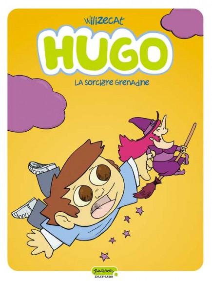 Hugo - La sorcière Grenadine