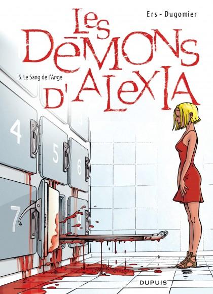 Les Démons d'Alexia - Le sang de l'ange