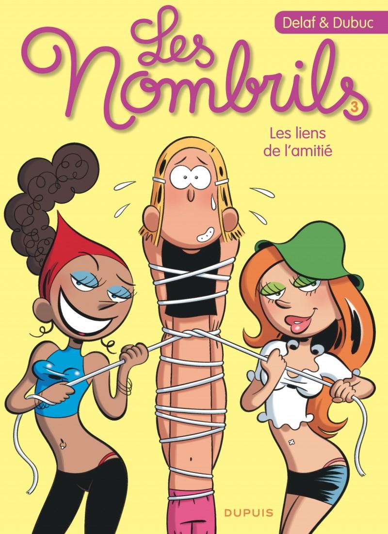 The Bellybuttons - tome 3 - Les liens de l'amitié