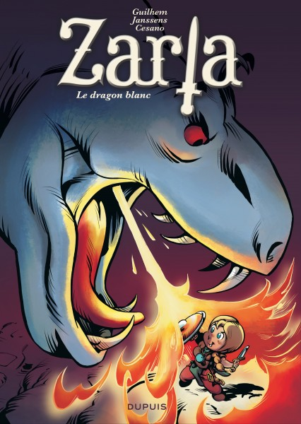 Zarla - Le dragon blanc