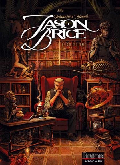 Jason Brice - Ce qui est écrit