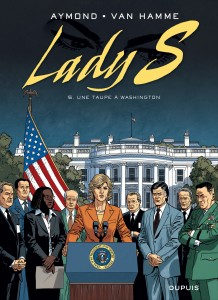 cover-comics-lady-s-tome-5-une-taupe--washington
