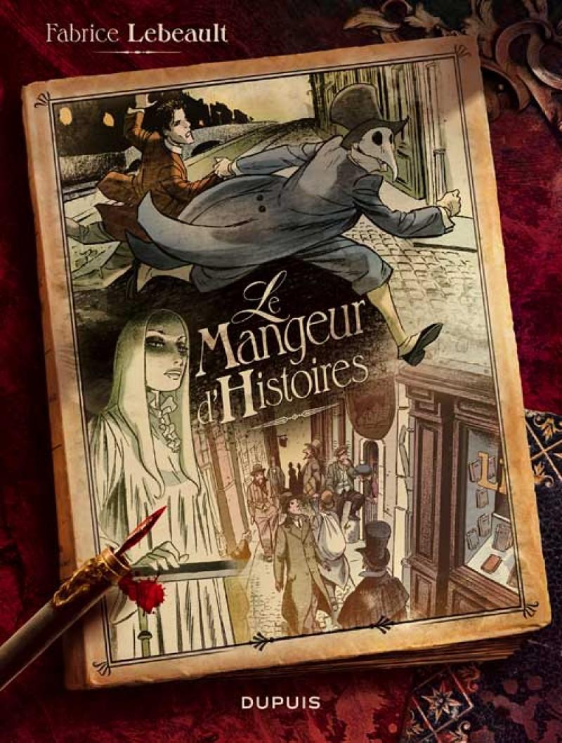 Le mangeur d'histoires - tome 1 - Le mangeur d'histoires